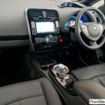 Nissan LEAF 2013 Interior