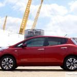 Nissan LEAF 2013 Profile