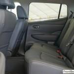 Nissan LEAF 2013 Rear Seats