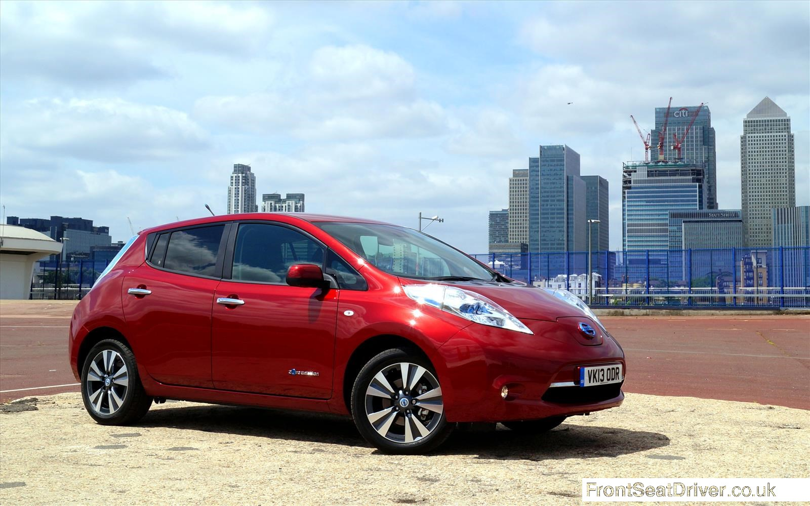 Nissan LEAF 2013 Right