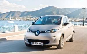 Renault Zoe 2013 Front