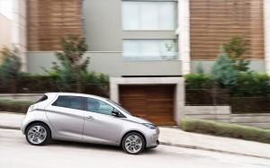 Renault Zoe 2013 Profile