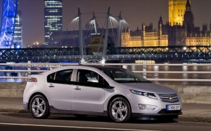 Top Five Congestion Charge Beaters 2013 Chevrolet Volt