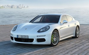 Top Five Congestion Charge Beaters 2013 Porsche Panamera S E-Hybrid