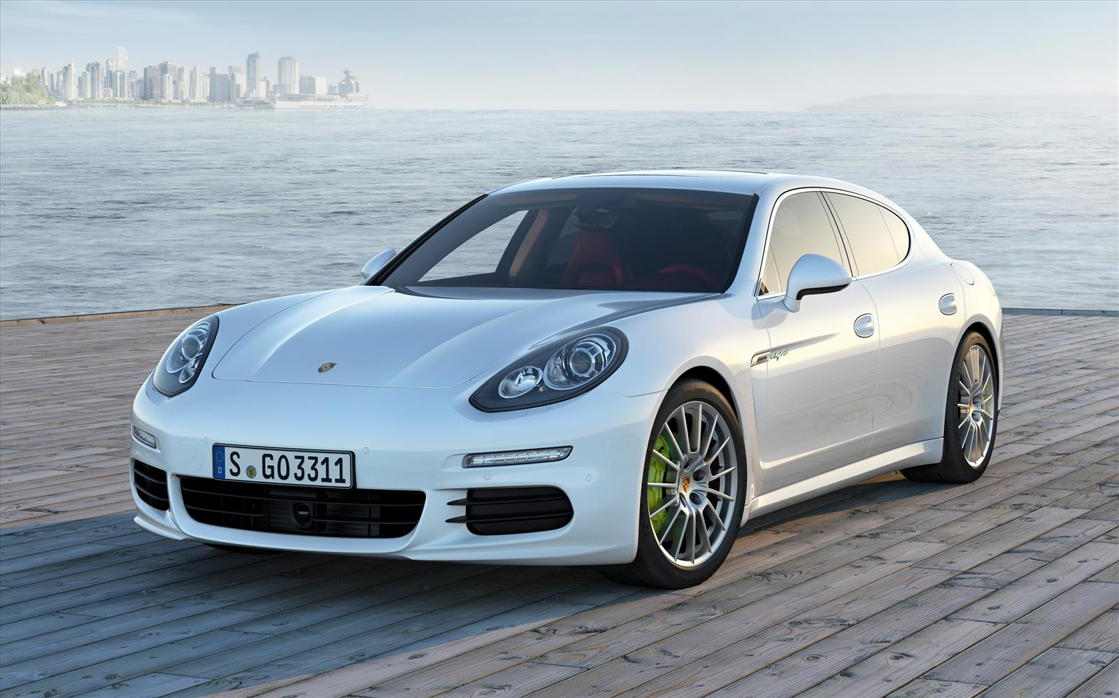 Top Five Congestion Charge Beaters 2013 Porsche Panamera S E-Hybrid