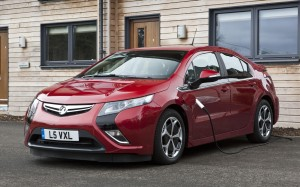 Top Five Congestion Charge Beaters 2013 Vauxhall Ampera