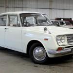 Toyota Historic Fleet Corona 1973