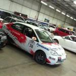 Toyota Historic Fleet Garage