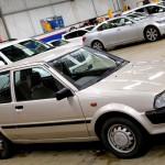 Toyota Historic Fleet Starlet