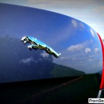 Jaguar XJ 2013 Boot Detail