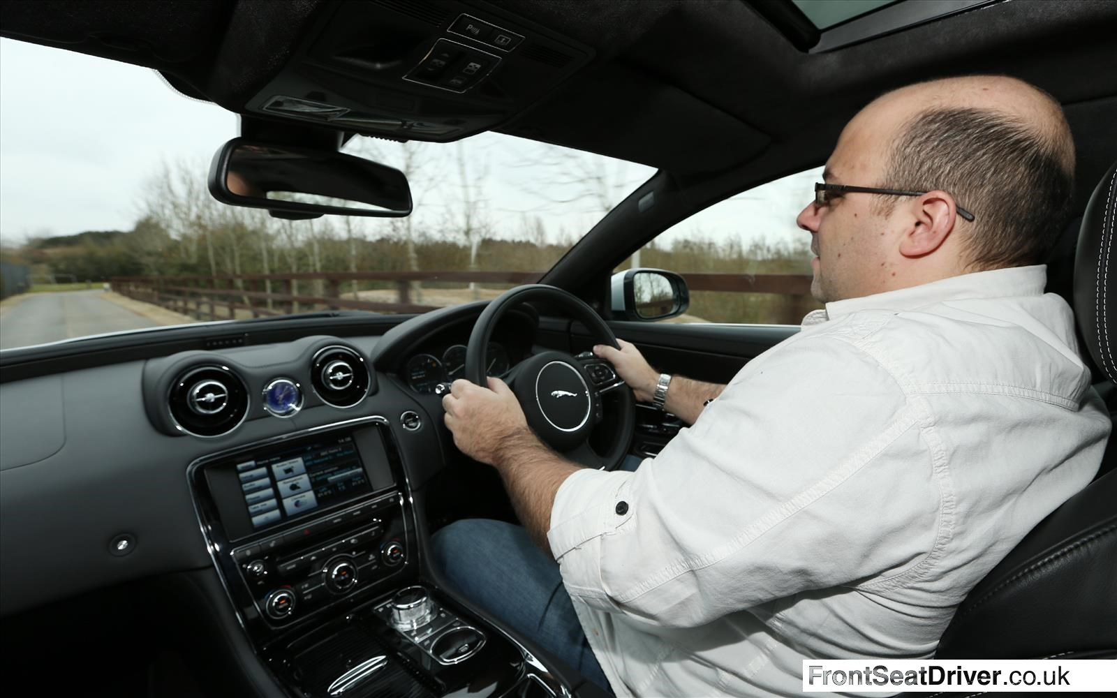 Jaguar XJ 2013 Driven