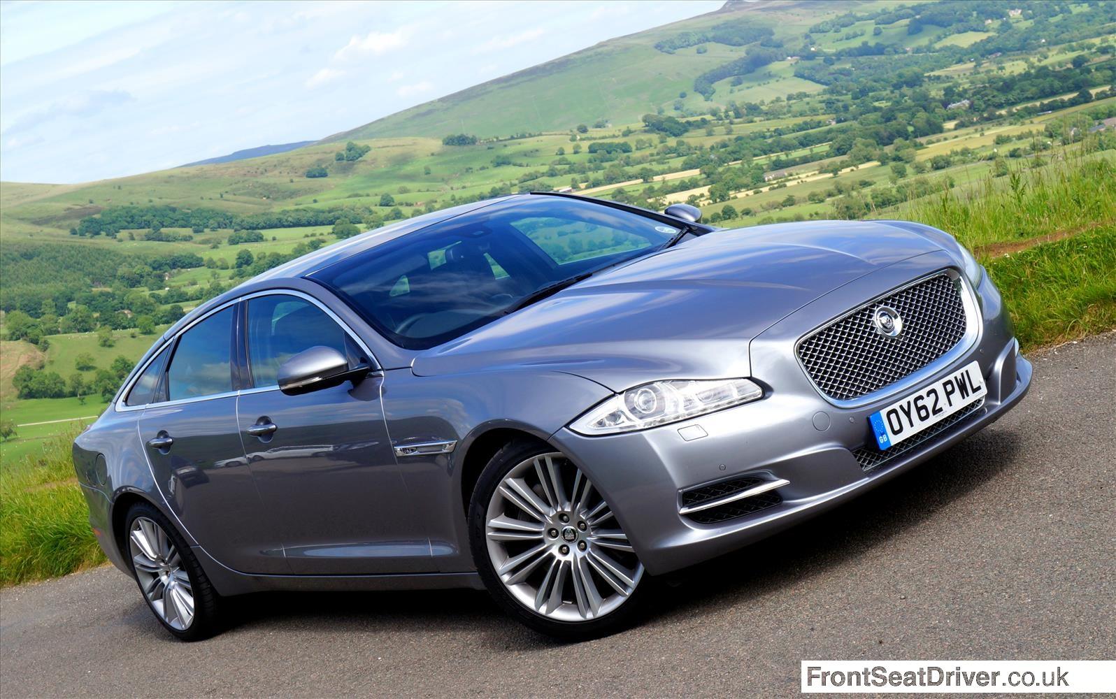 Jaguar XJ 2013 Front