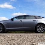 Jaguar XJ 2013 Low Profile
