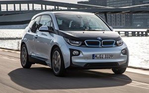 BMW i3 Concept 2013 Front