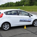Ford Driving Skills For Life 2013 Parking