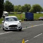Ford Driving Skills For Life 2013 Slalom
