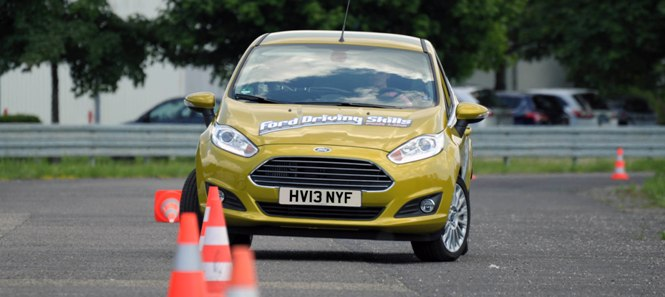 Ford Driving Skills for Life 2013 665x297
