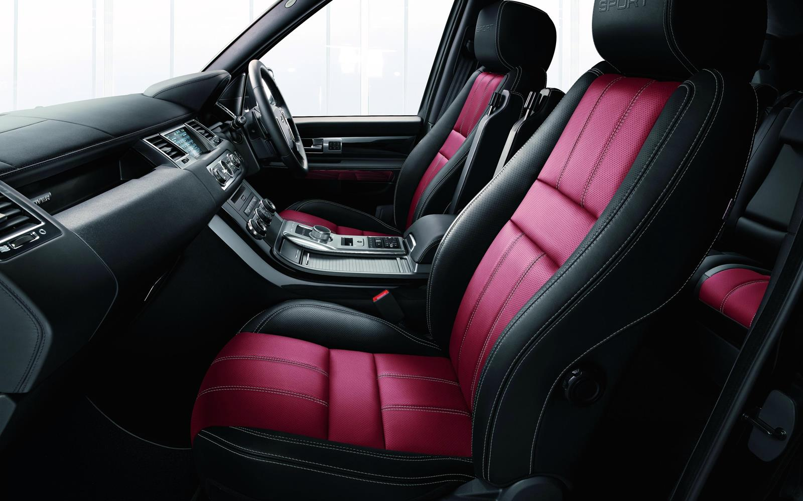 range rover sport 2013 interior phil huff frontseatdriver. Black Bedroom Furniture Sets. Home Design Ideas
