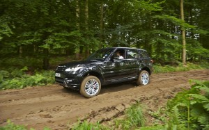 Range Rover Sport 2013 Mud Track Phil Huff FrontSeatDriver.co.uk