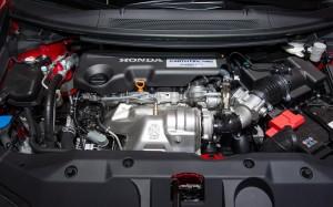 Honda Civic 1.6 i-DTEC 2013 Phil Huff FrontSeatDriver.co.uk Engine Bay