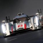 Audi R18 e-tron Quattro 2013 Le Mans Rain