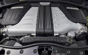 Bentley Flying Spur 2014 Engine