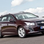 Chevrolet Cruze SW 2014 Front FrontSeatDriver.co.uk