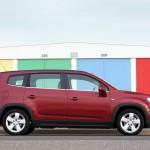 Chevrolet Orlando 2014 Profile FrontSeatDriver.co.uk