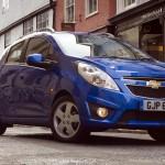 Chevrolet Spark 2014 Front FrontSeatDriver.co.uk