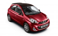 Nissan Micra Limited Edition 2014 Red FrontSeatDriver.co.uk