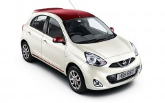 Nissan Micra Limited Edition 2014 White FrontSeatDriver.co.uk