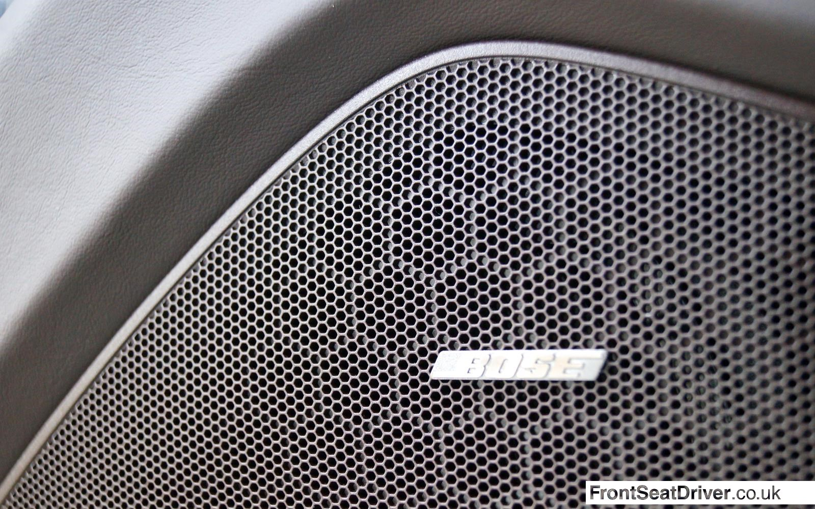 Porsche Panamera Diesel 2013 Bose Speaker Detail Phil Huff