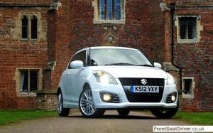 Top Ten 2013 Suzuki Swift Sport Phil Huff FrontSeatDriver.co.uk