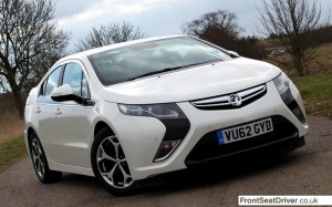 Top Ten 2013 Vauxhall Ampera Phil Huff FrontSeatDriver.co.uk