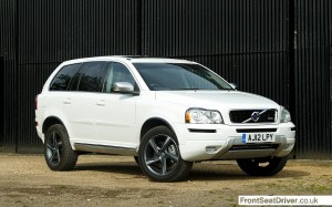 Top Ten 2013 Volvo XC90 Phil Huff FrontSeatDriver.co.uk