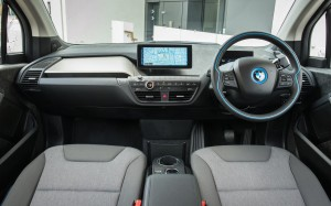 BMW i3 2013 Dashboard FrontSeatDriver.co.uk