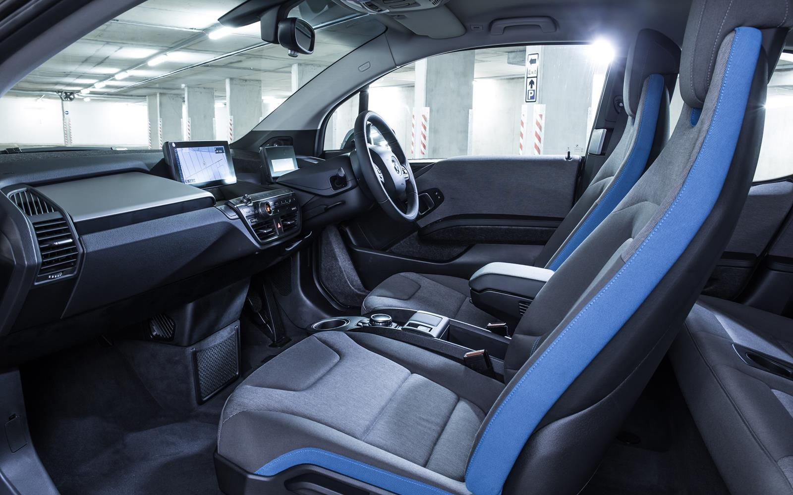 Bmw I3 2013 Front Seats Frontseatdriver Co Uk Front Seat Driver
