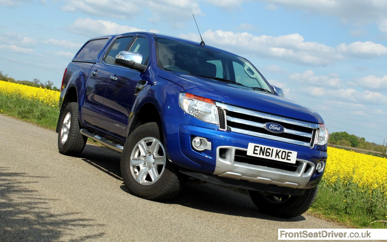 ford ranger 2014 phil huff front seat driver. Black Bedroom Furniture Sets. Home Design Ideas