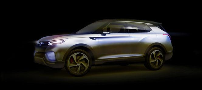 SsangYong XLV Concept 2014 665x297