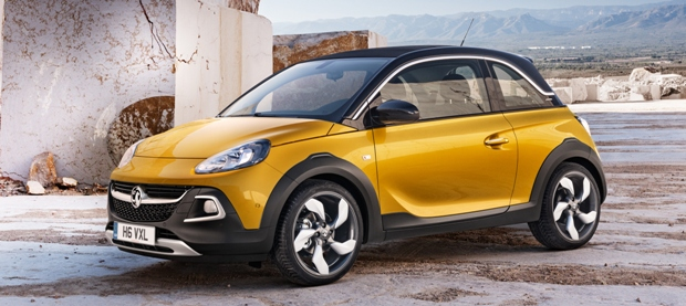 Vauxhall Adam Rocks 2014 620x277