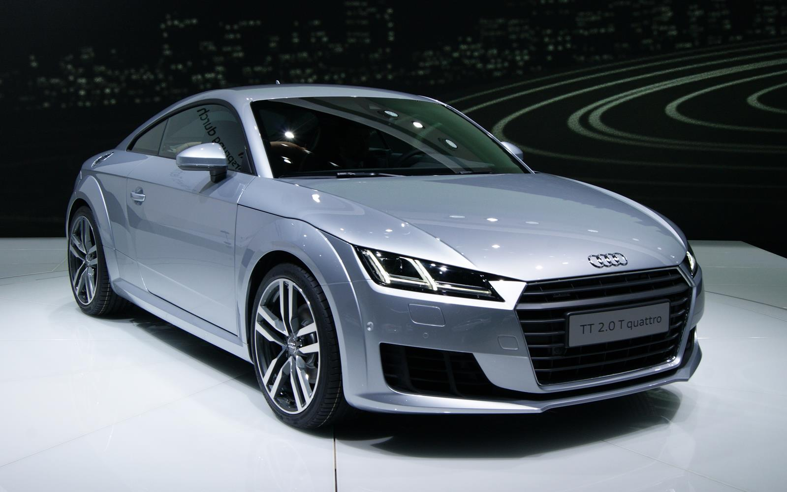 audi tt 2014 autos post. Black Bedroom Furniture Sets. Home Design Ideas