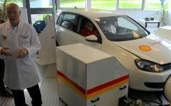 Shell V-Power Nitro+ 2014 Test Car Phil Huff FrontSeatDriver.co.uk