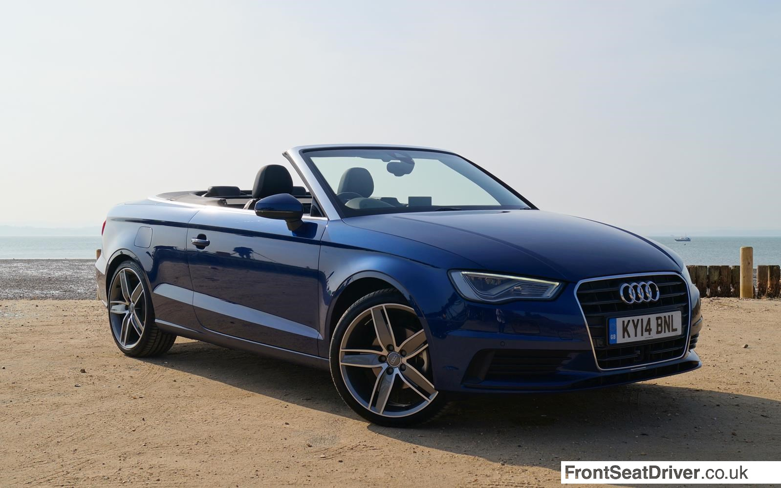 Audi A3 Cabriolet 2014 Gallery Front Seat Driver