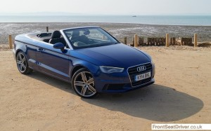 Audi A3 Cabriolet 2.0 TDI Sport 2014 High Phil Huff FrontSeatDriver.co.uk