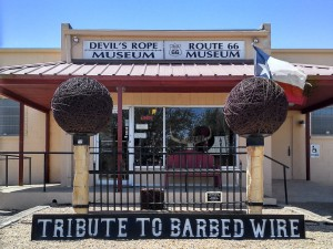 Route 66 2014 Barbed Wire Museum