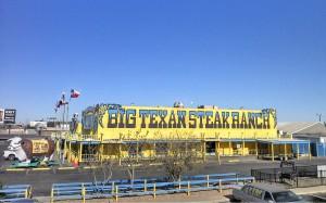 Route 66 2014 Big Texan