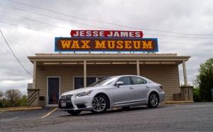 Route 66 2014 Jesse James Museum
