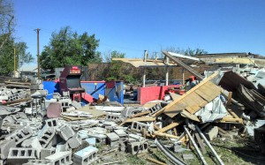 Route 66 2014 Baxter Springs Tornado Business