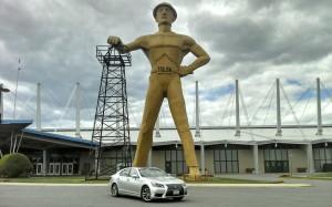 Route 66 2014 Golden Driller