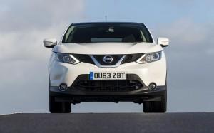 Nissan Qashqai 2014 Front FrontSeatDriver.co.uk